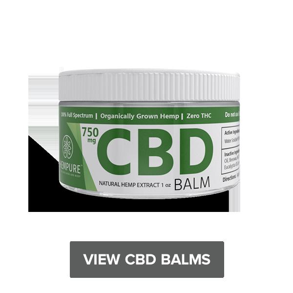 Buy hempure CBD balm