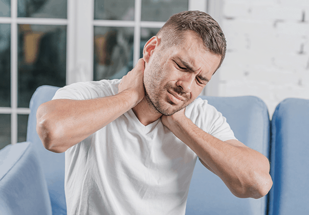 neck pain cbd topicals