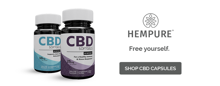 Free Yourself and Shop CBD Capsules