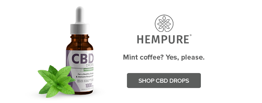 Add CBD Drops to Your Coffee