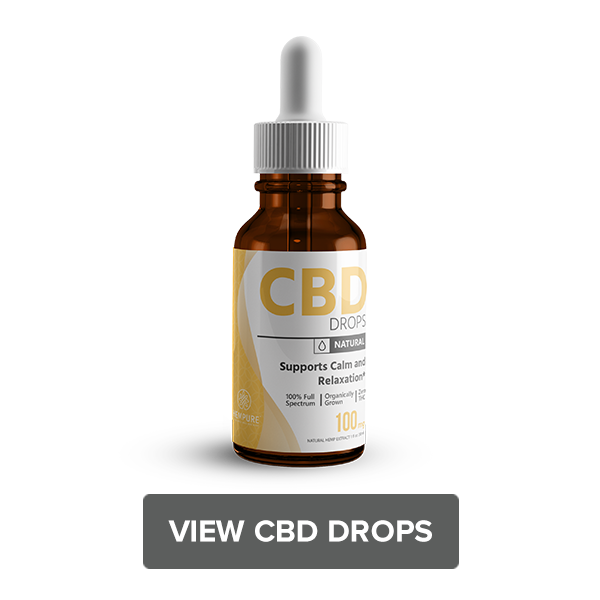 Shop CBD Drops for intermittent fasting