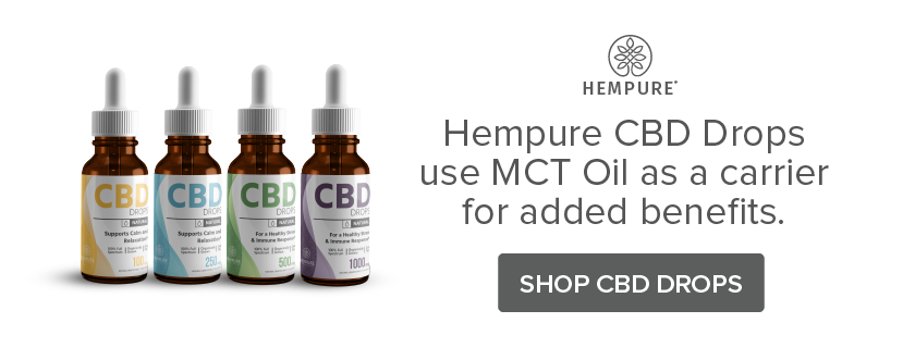 Buy CBD with MCT oil